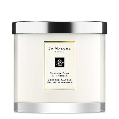 English Pear & Freesia Deluxe Candle