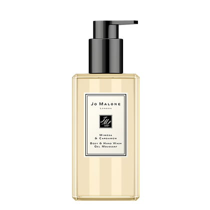 Mimosa & Cardamom Body & Hand Wash