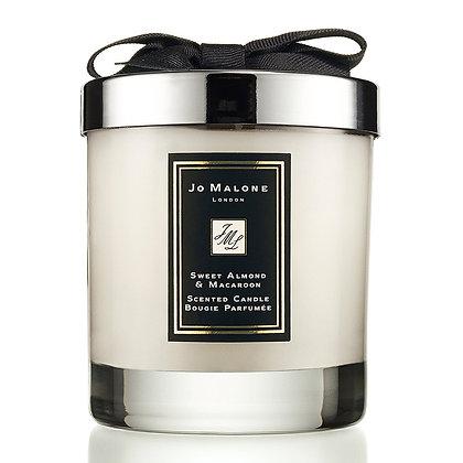 Sweet Almond & Macaroon Home Candle