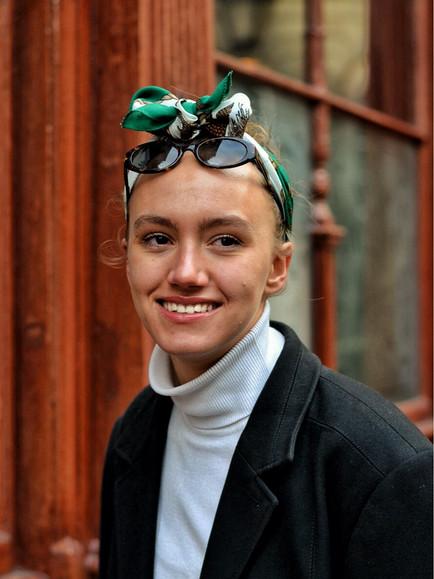 Parisienne in Edinburgh