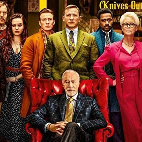 Movie Night: Knives Out (2019)