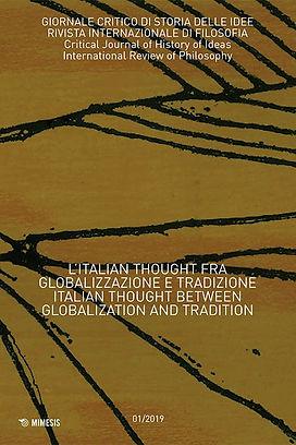 L'Italian Thought fra globalizzazione e