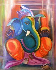 The Name Sindhura comes from the sindhoor of lord Ganesha.