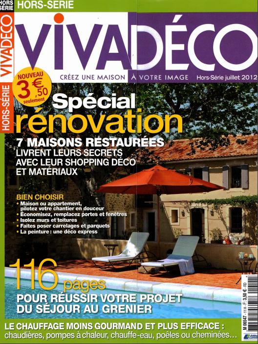 Viva Déco - Hors série juillet 2012