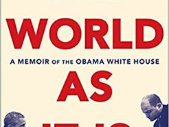 Book Review: The World As It Is by Ben Rhodes