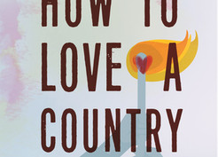 Saturday Spotlight: How to Love a Country by Richard Blanco