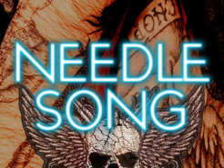 Cover Reveal! Needle Song by Russell Day