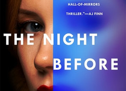 Mini Reviews: The Night Before by Wendy Walker and Her Last Secret by Barbara Copperthwaite