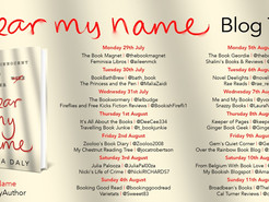 Blog Tour: Clear My Name by Paula Daly