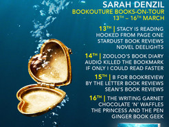 Blog Tour: Only Daughter by Sarah Denzil