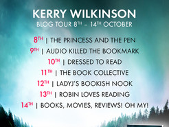 Blog Tour: Something Wicked by Kerry Wilkinson