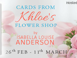 Blog Tour: Cards From Khloe's Flower Shop by Isabella Anderson