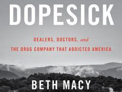 Mini Reviews: Dopesick by Beth Macy and Embroideries by Marjane Satrapi