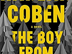 Book Review:  The Boy from the Woods by Harlan Coben