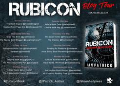 Blog Tour: Rubicon by Ian Patrick