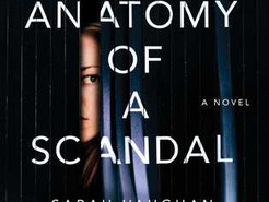 Mini Review: Anatomy of a Scandal by Sarah Vaughan