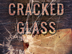 Cover Reveal! Hiding Cracked Glass by James Cudney