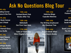 Blog Tour: Ask No Questions by Lisa Hartley