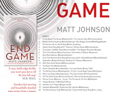 Blog Tour: End Game by Matt Johnson