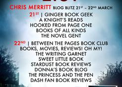 Blog Tour: The Murder List by Chris Merritt