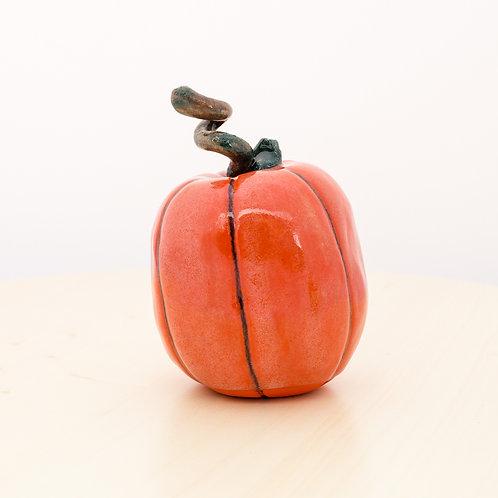 Stoneware Pumpkin 1