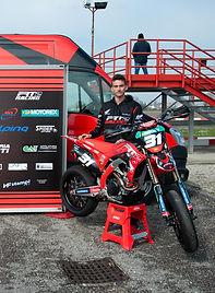 Giacomo Bolognesi #31 categoria S3 - Cop