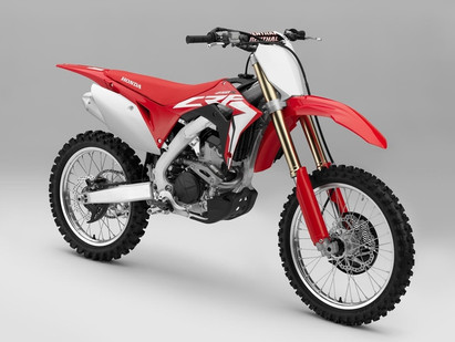 NEW HONDA CRF 250 2018