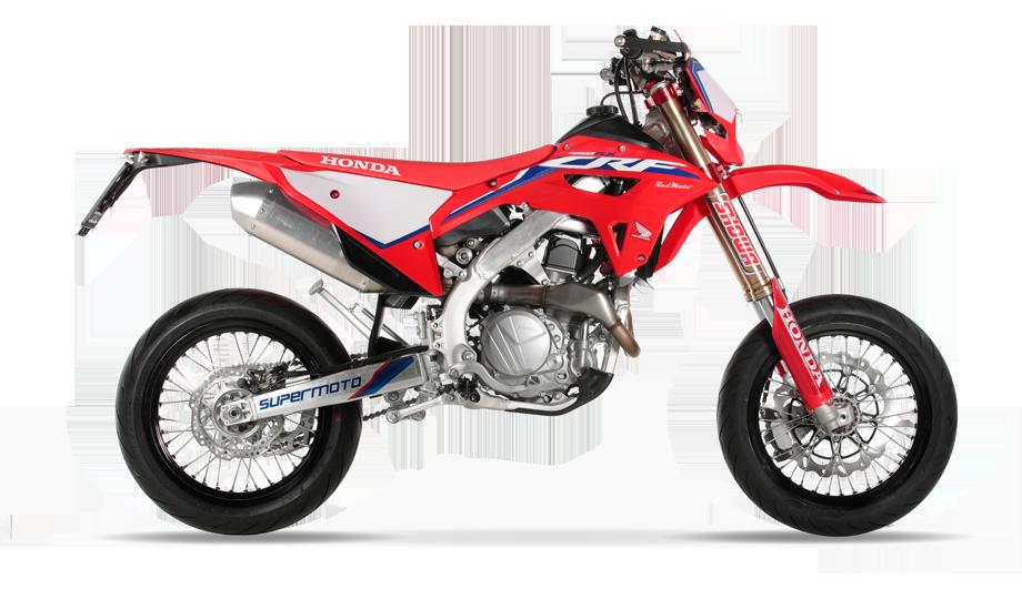 Honda CRF 450 RX Supermoto 2022