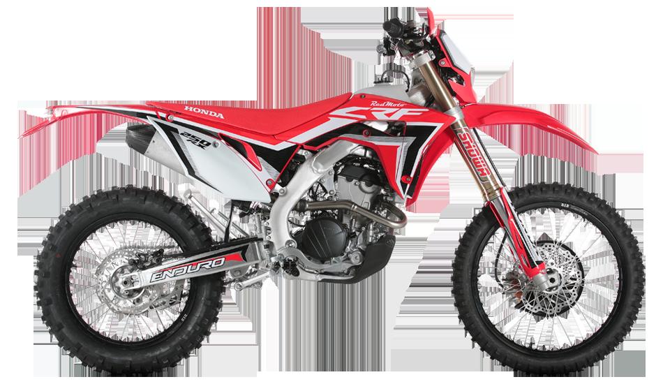 HONDA CRF 250 RX ENDURO 2020
