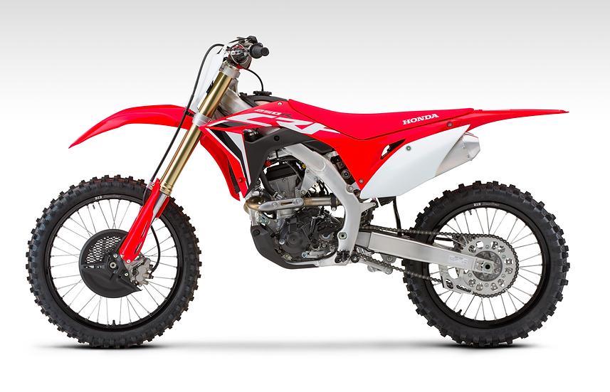 Honda CRF 250 R 2020 cross