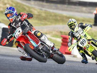 Ultima tappa Campionato Italiano Supermoto al Castelletto Circuit