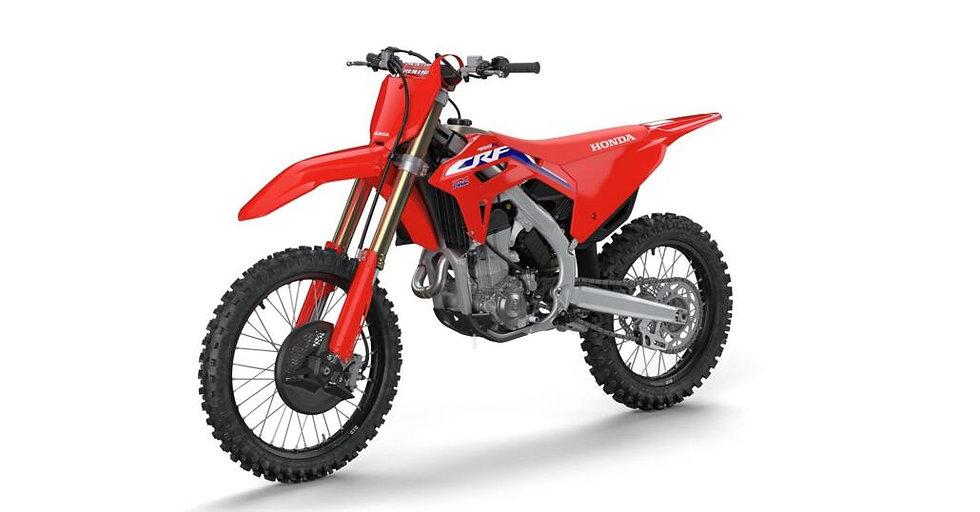 Honda CRF 450 R 2022 CROSS