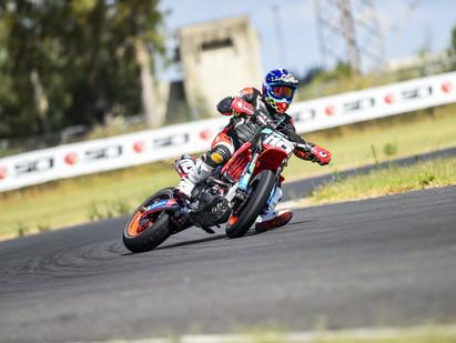 Quinta Tappa Campionato Italiano Supermoto a Latina
