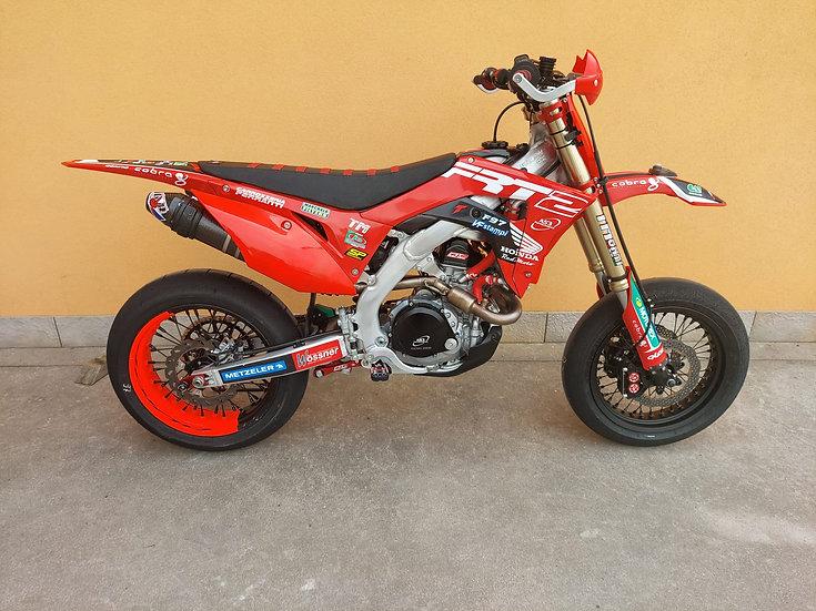 HONDA CRF 450 2020 FRT RACING 2
