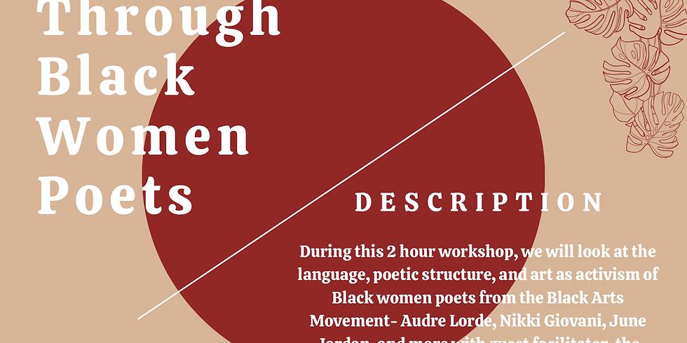 Unlearn: LanguageThrough Black Women Poets with Manon Voice