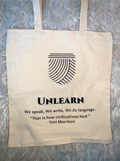 UnLearn Tote Bag
