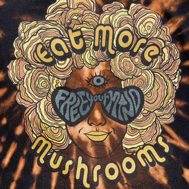 Eat More Mushrooms