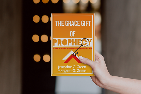 I AM KINGDOM CREATED: The Grace Gift of Prophecy