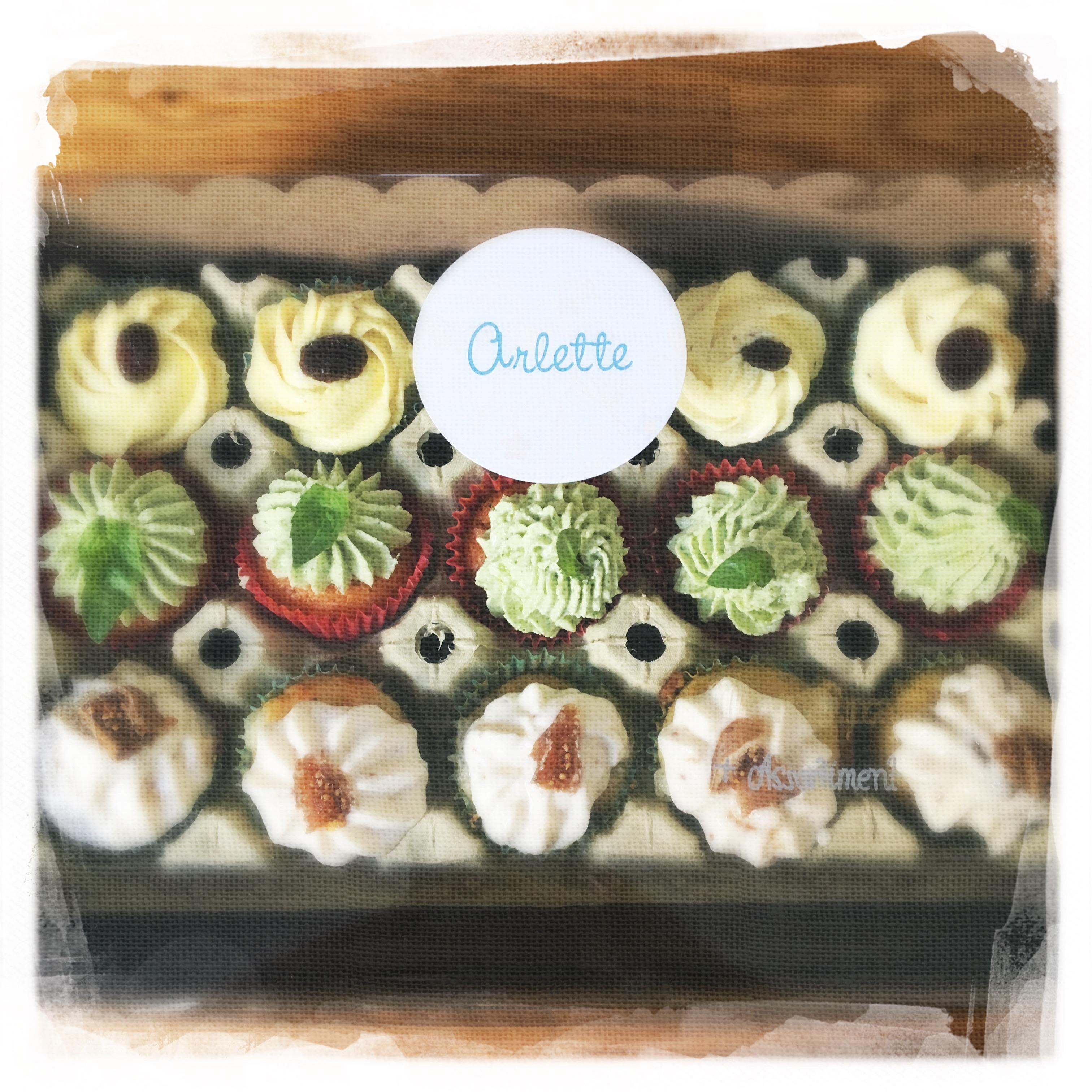 Cours Cupcakes salés X