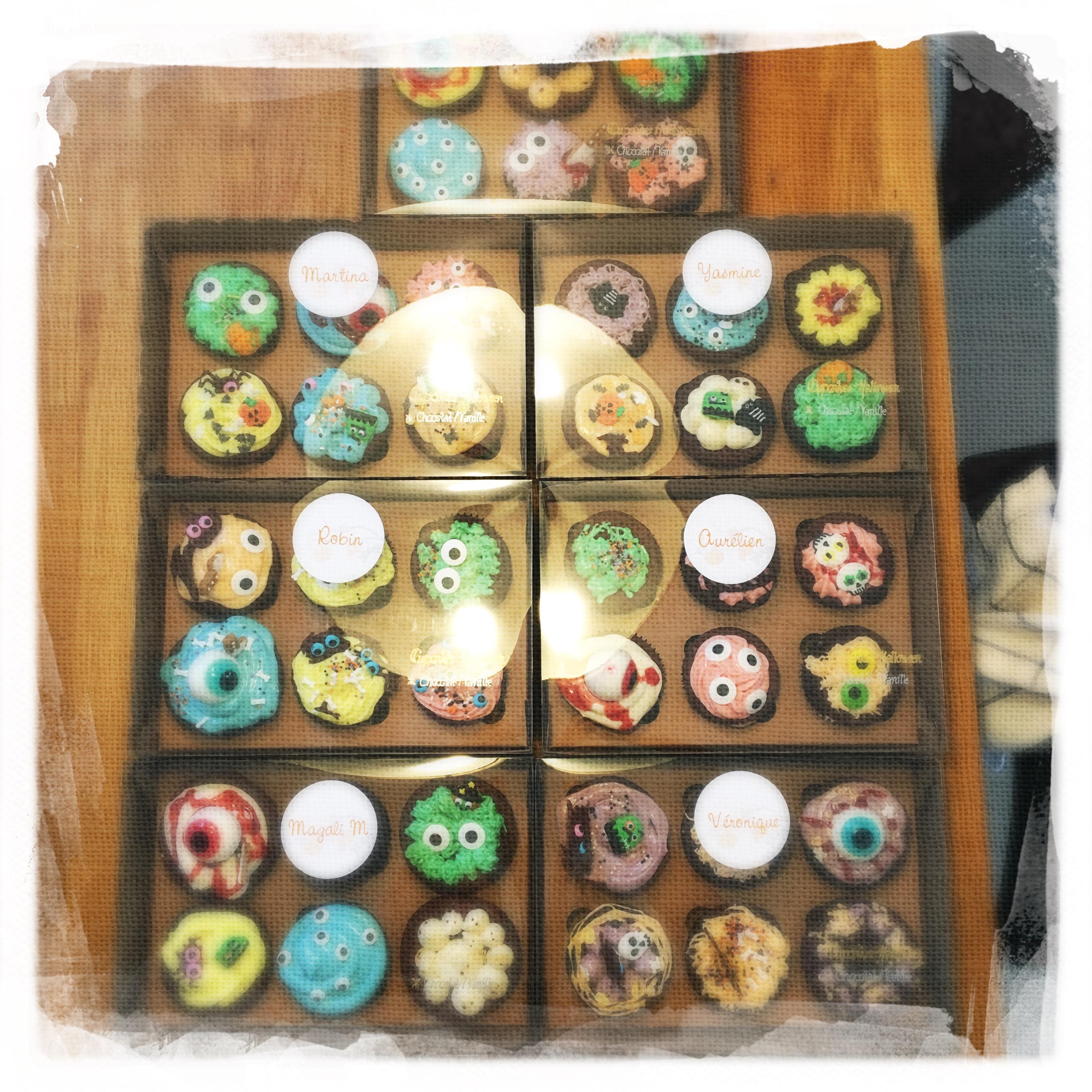 Cours Cupcakes de la Mort XXV