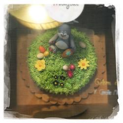 Cours Gâteau de Pâques 2 XVI