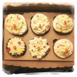 Cours Cupcakes Potiron/... XII