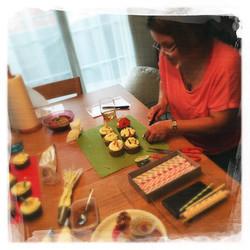 Cours Cupcakes Mojito 2 IX