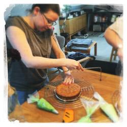 Cours Gâteau de Pâques 2 XI