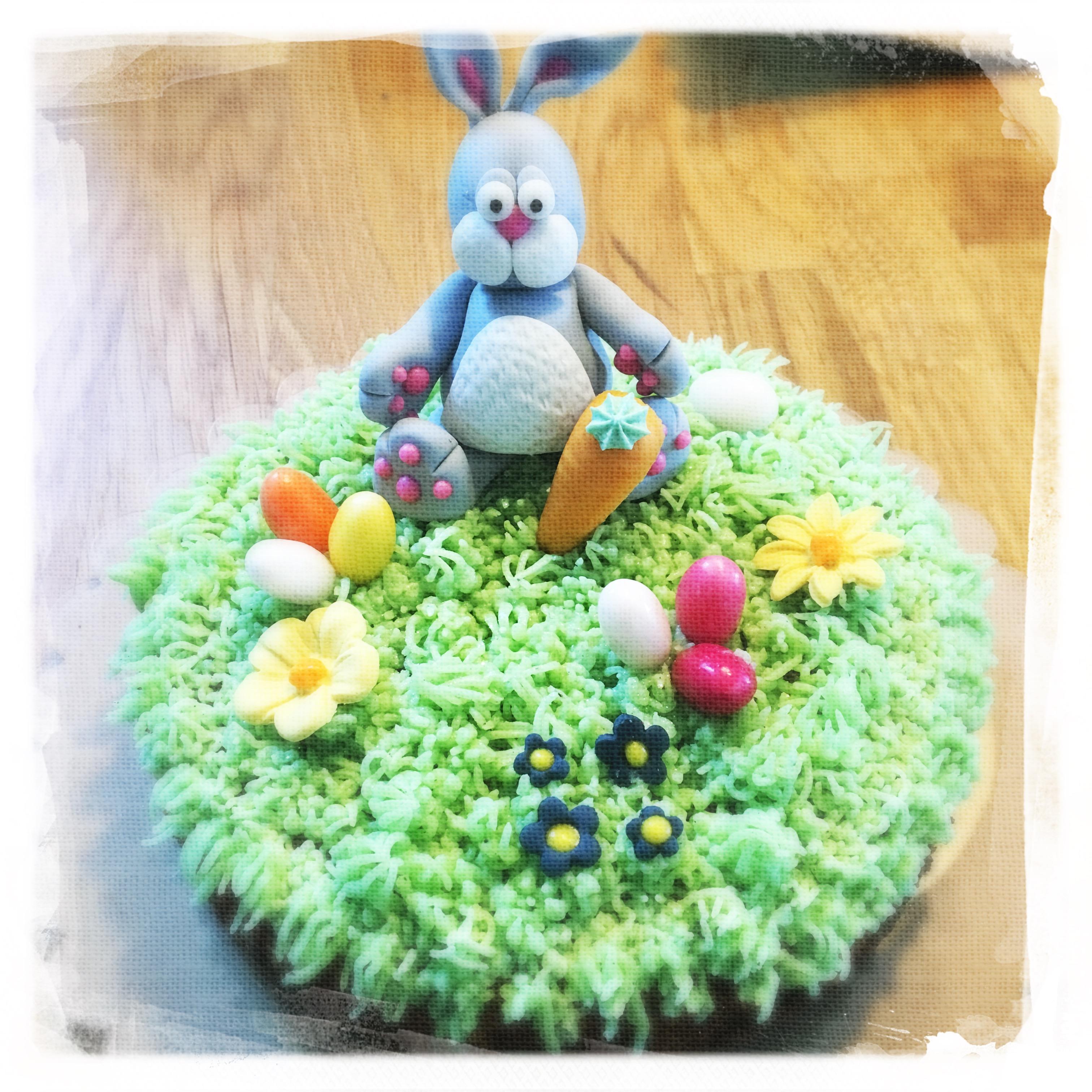 Cours Gâteau de Pâques 2 XV