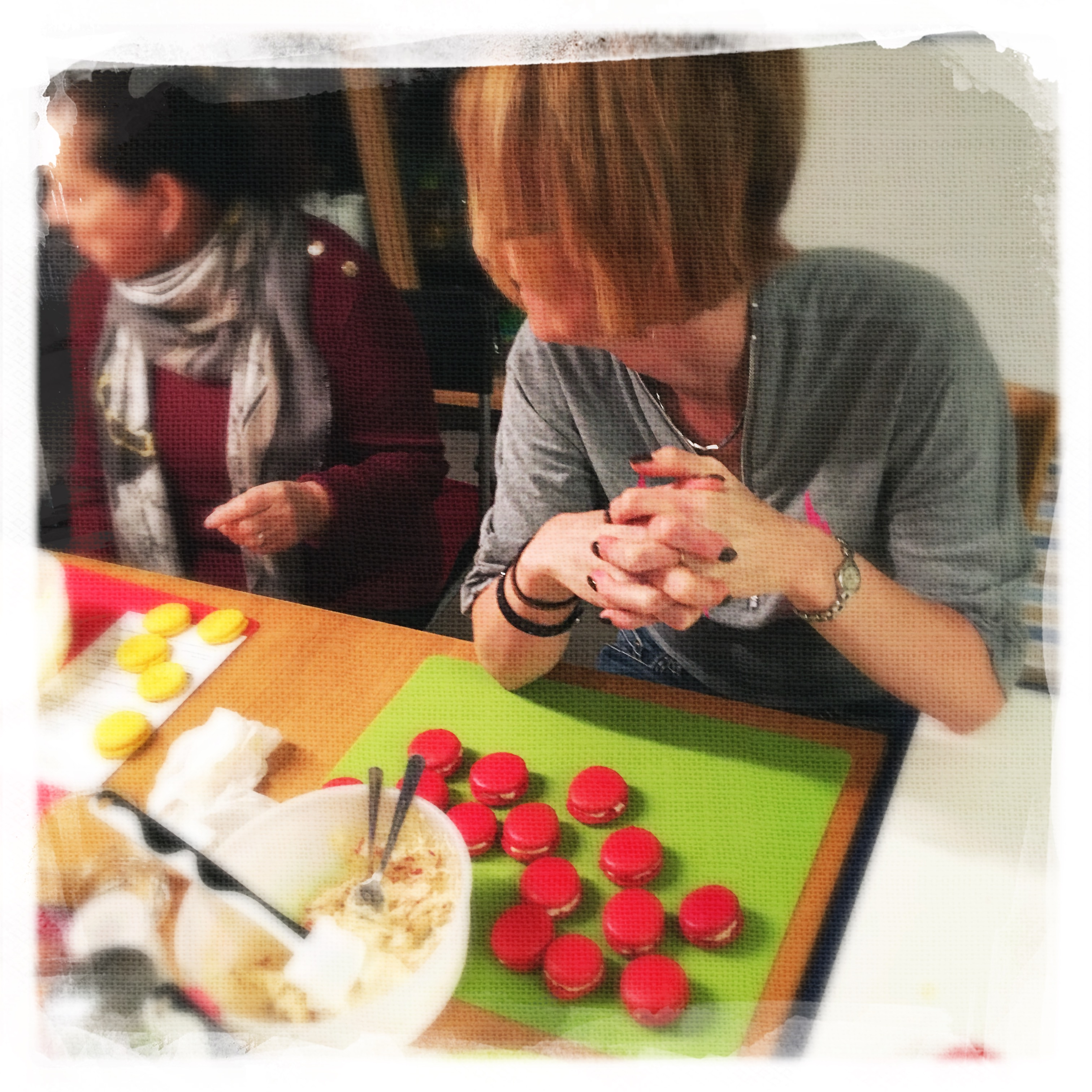 Cours Macarons salés 26