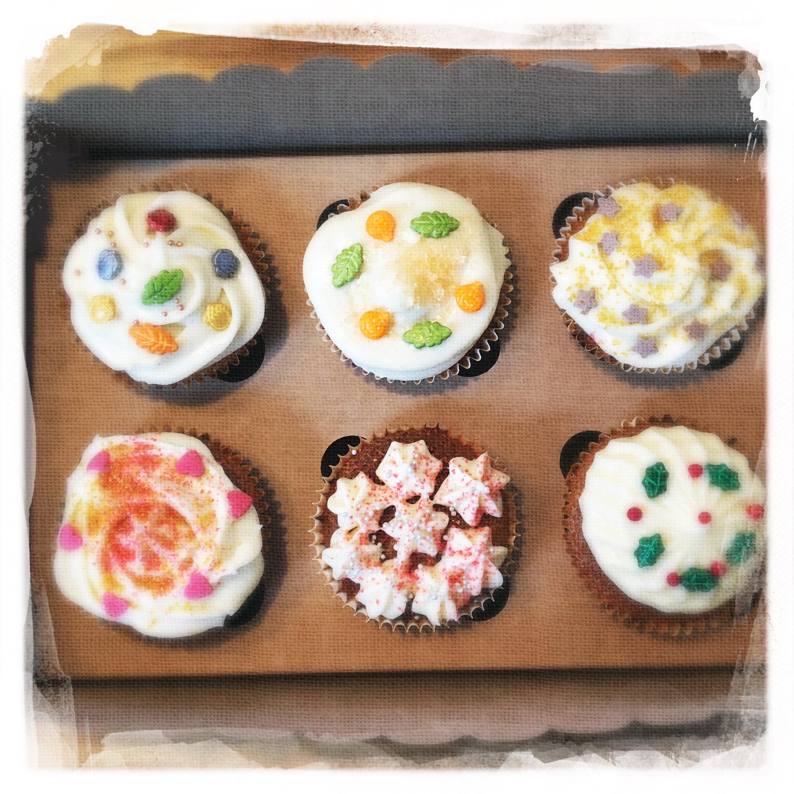 Cupcakes Potiron/Sirop... 2 XXIX