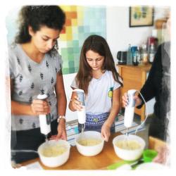 Cupcakes Potiron/Sirop d'érable VI