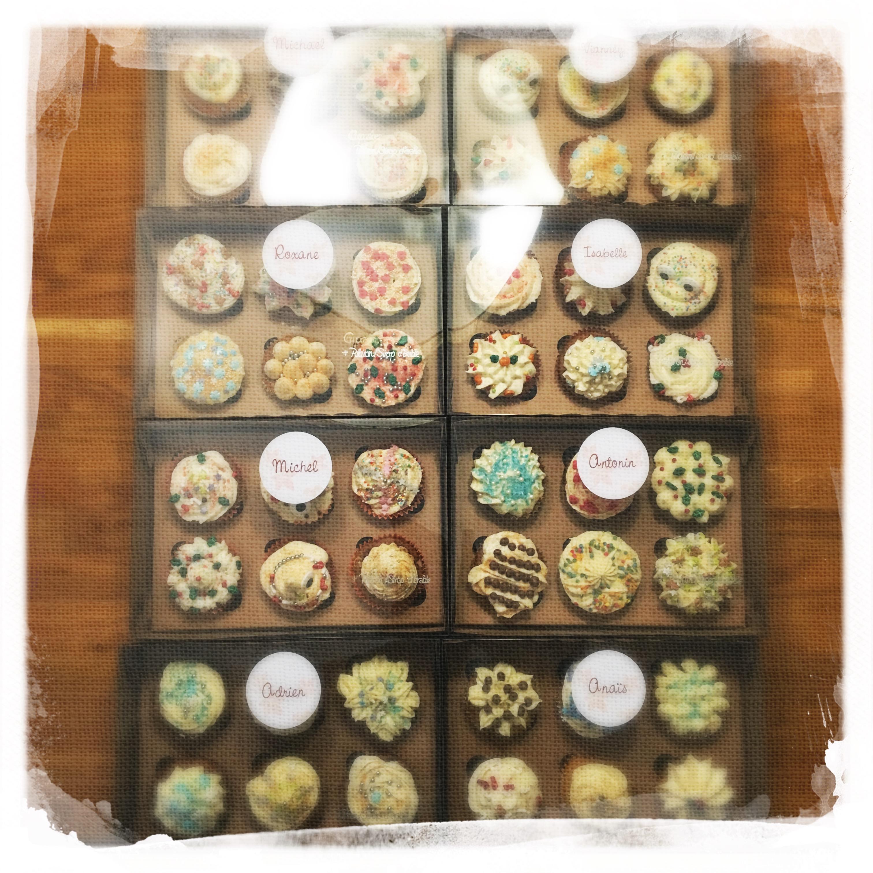 Cours Privé Cupcakes vegan 40