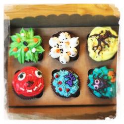 Cupcakes de la Mort XXVIII